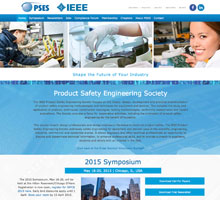 IEEE website design
