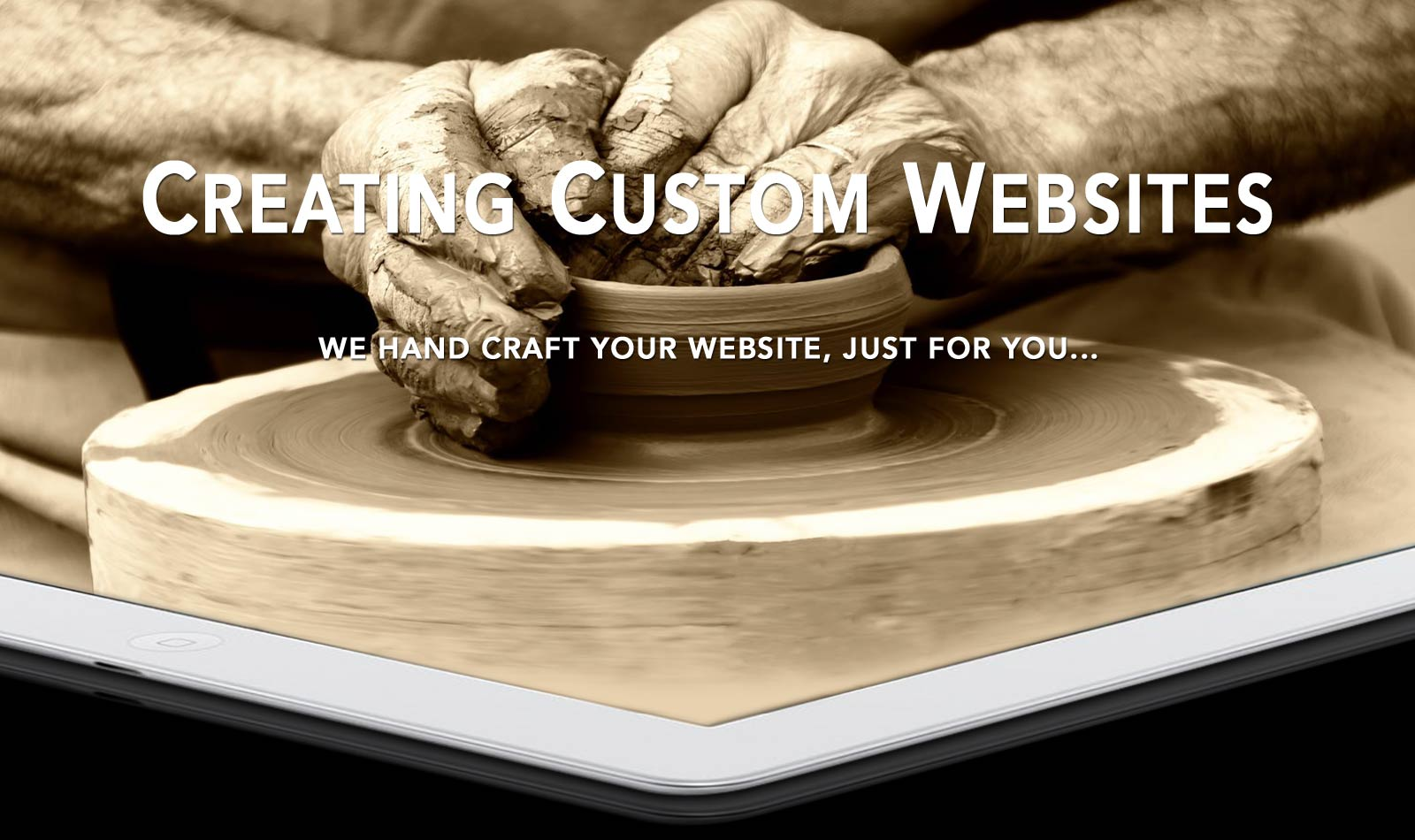 creating custom websites